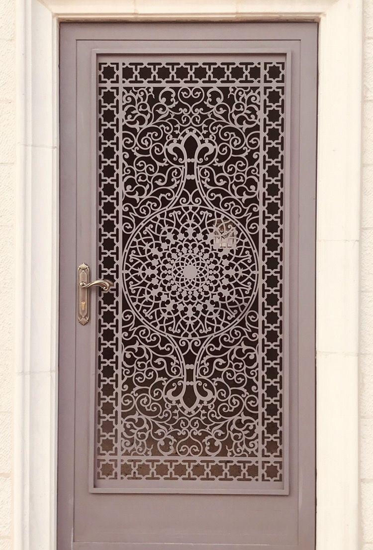 Pin By Bilel El Ifa On اعمال الحديد محدده يالو House Front Door Design Iron Door Design Grill Door Design