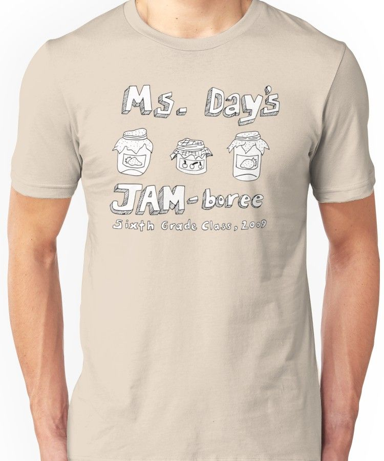 b4ab5d2f88a4 Ms. Day's Jam-boree 2009 - New Girl | Slim Fit T-Shirt | Products ...