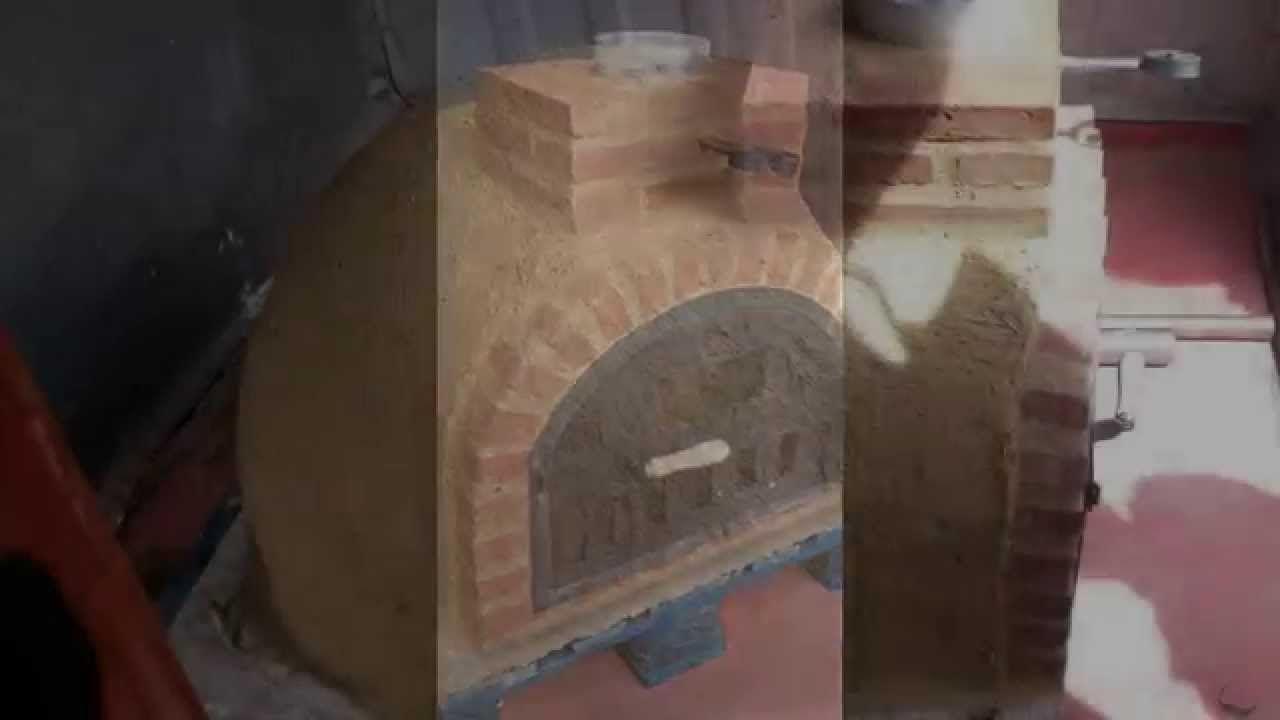 Hornos le a hornos de barro de pereruela con acabado - Hornos de lena ...