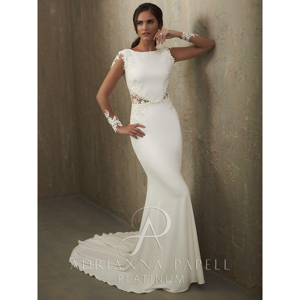 New | Style Ava - Adrianna Papell Platinum | Adrianna Papell ...