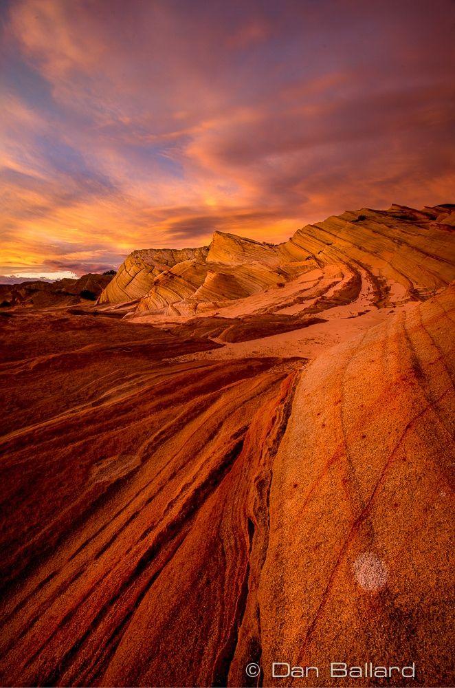 Shapes of the Desert by Dan Ballard on 500px