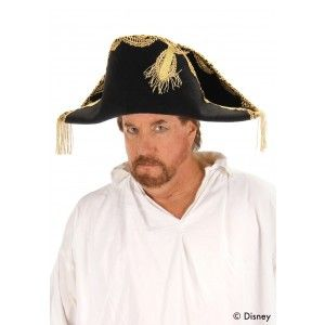 elope Disney/'s Pirates of the Caribbean Jack Sparrow Hat Halloween Costume