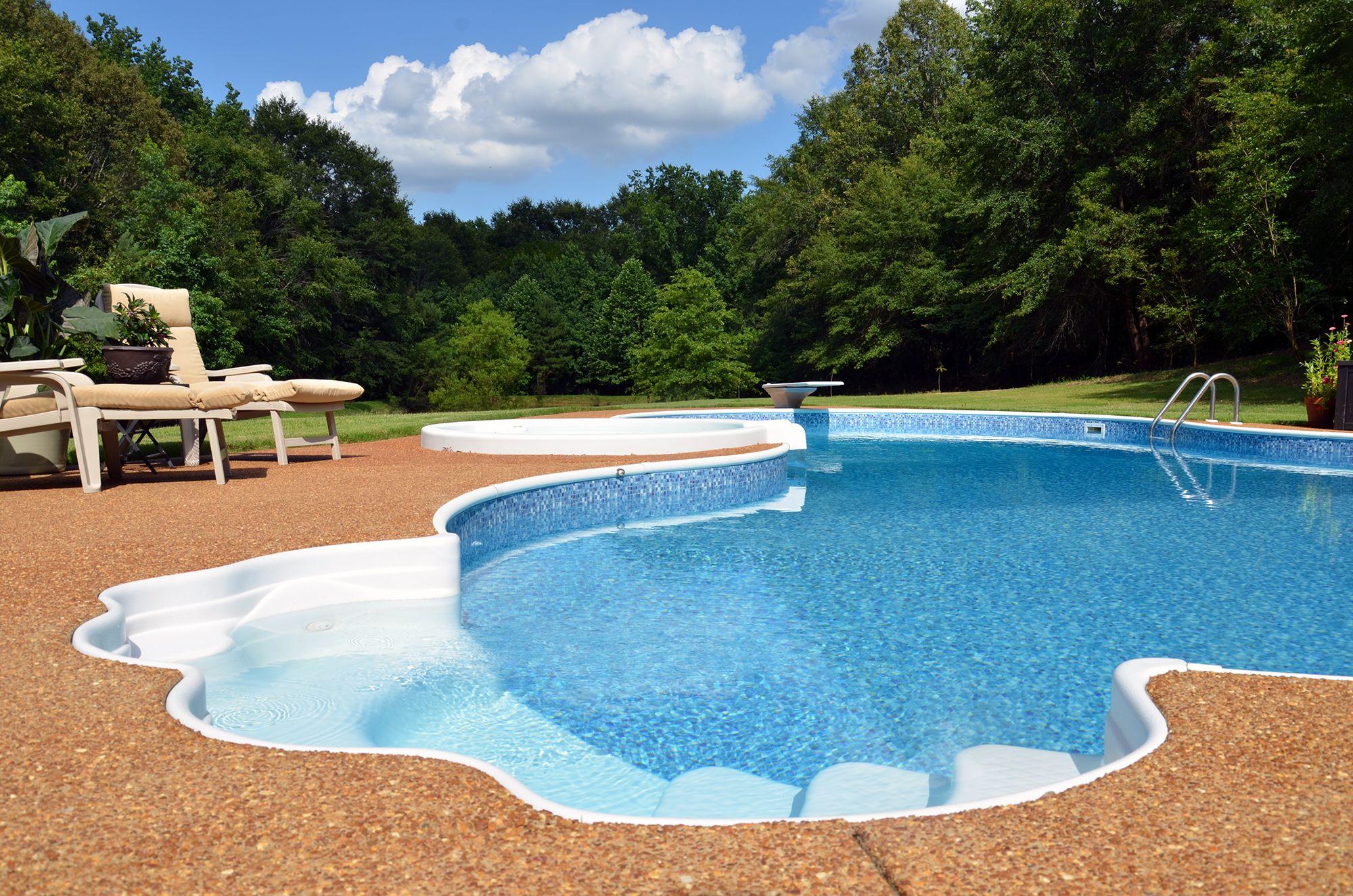 Renovated Pools - Memphis Pool | outdoor landscape ideas | Pool ...