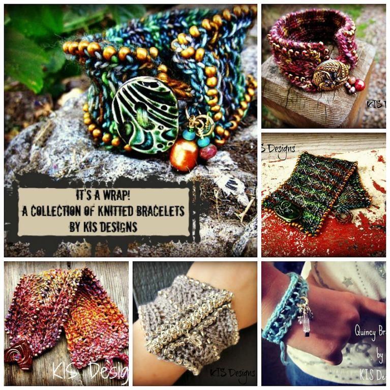 Its A Wrap Collection Of Bracelets Wraps Bracelets And Crochet
