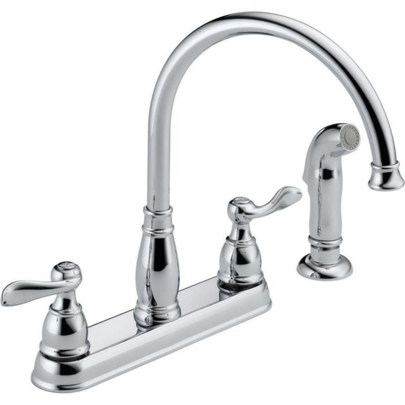 Inch Kitchen Faucet