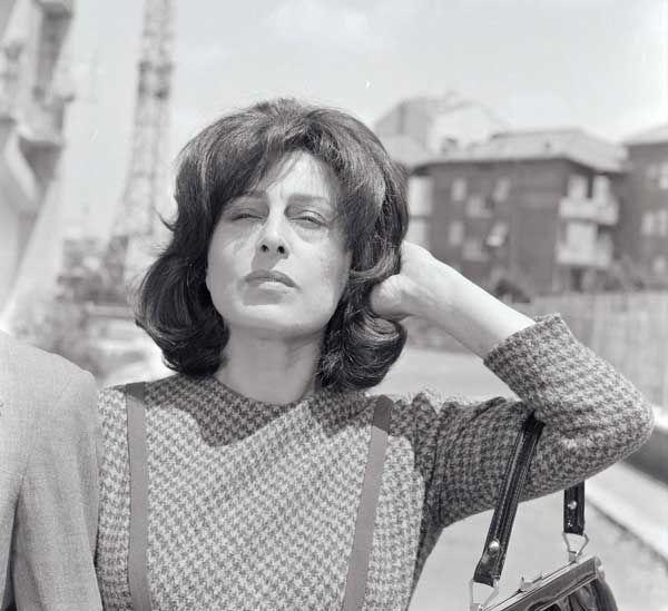 Anna magnani sul set di mamma roma 1962 di p p - Parco mamma anna cucine ...