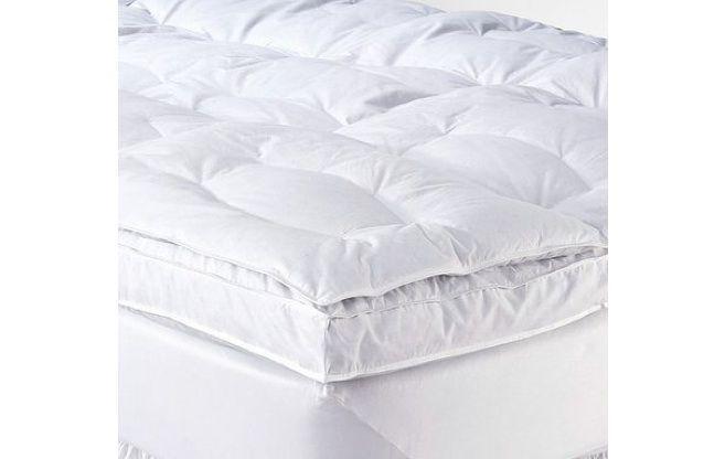Down On Top Featherbeds Mattress Pillow Top Mattress King Pillows