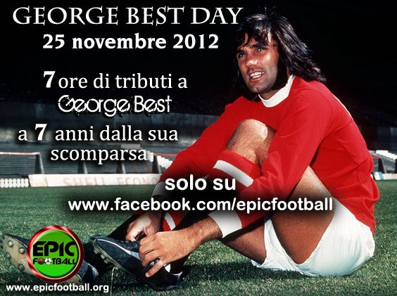 George Best Day