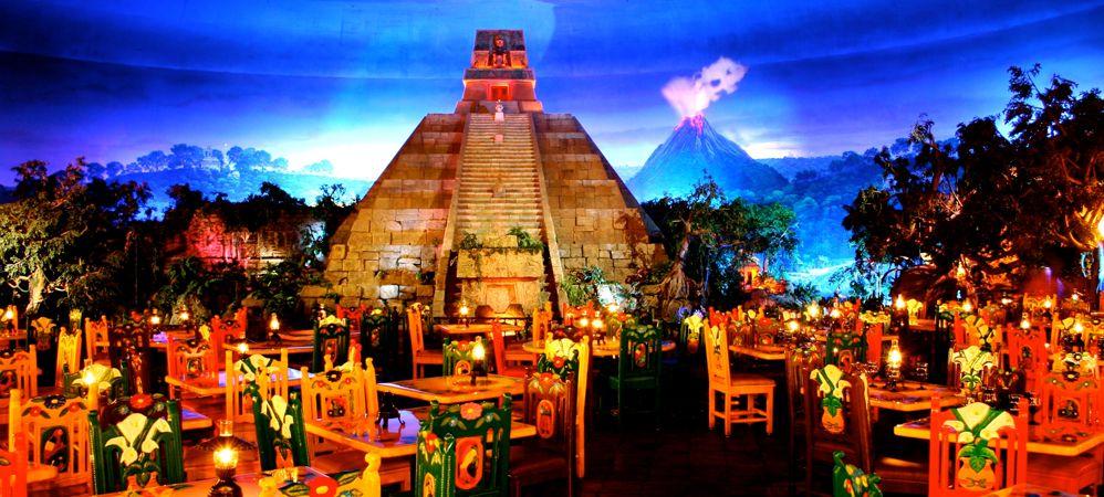 Mexican Restaurant Near La Live