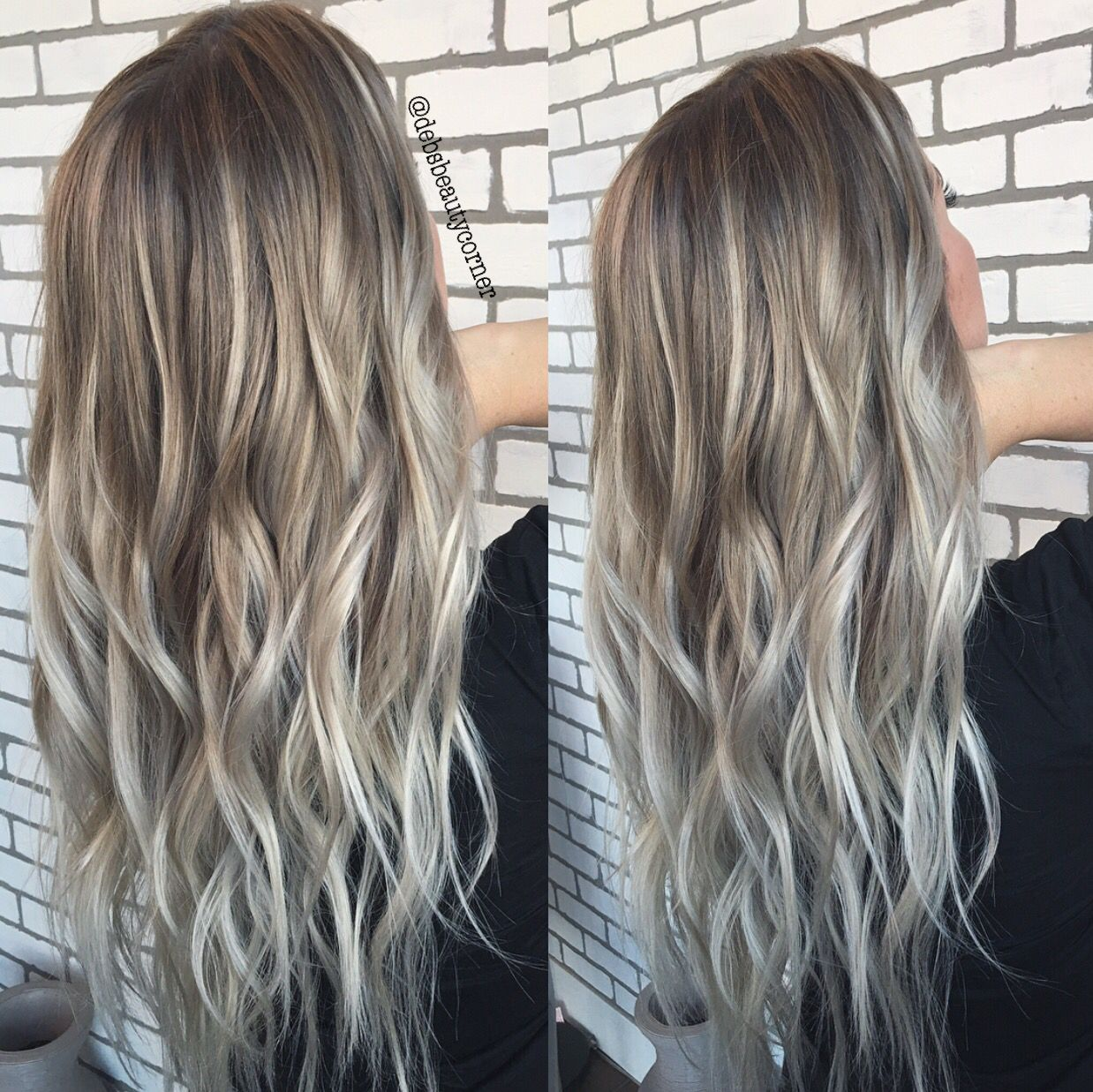Best Tools For Hair Hair Hair Ashy Blonde Balayage Hair Styles