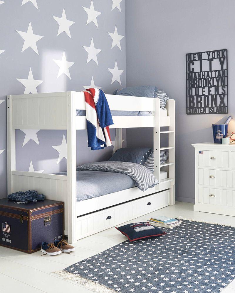 Aménager une chambre double pour les enfants  Shake My Blog