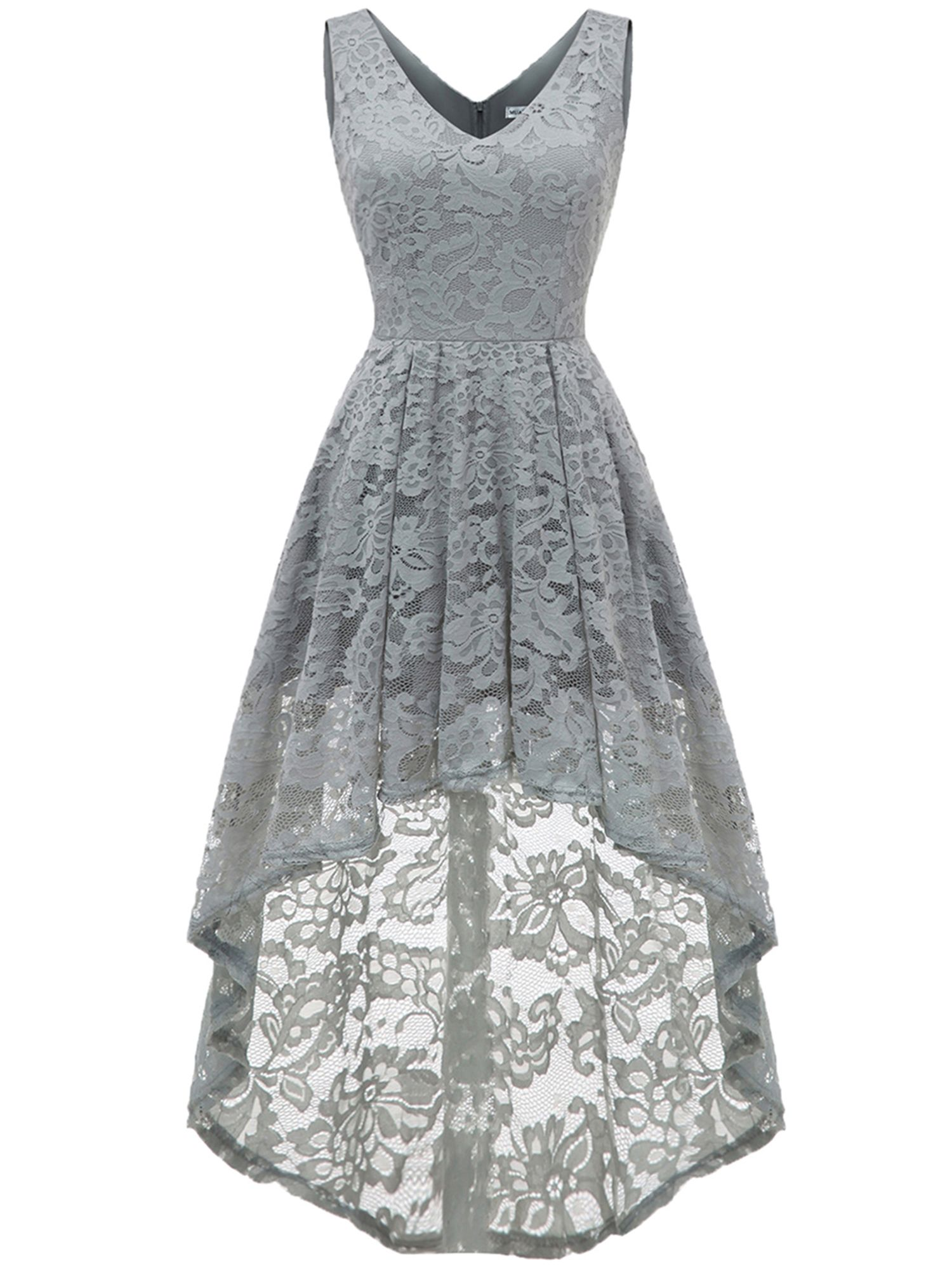 Market In The Box Market In The Box Women Lace Dress Hi Lo Maxi Formal Cocktail Wedding Party Dress Walmart Com Cocktail Dress Party Women Lace Dress Lace Formal Dress [ 2000 x 1500 Pixel ]