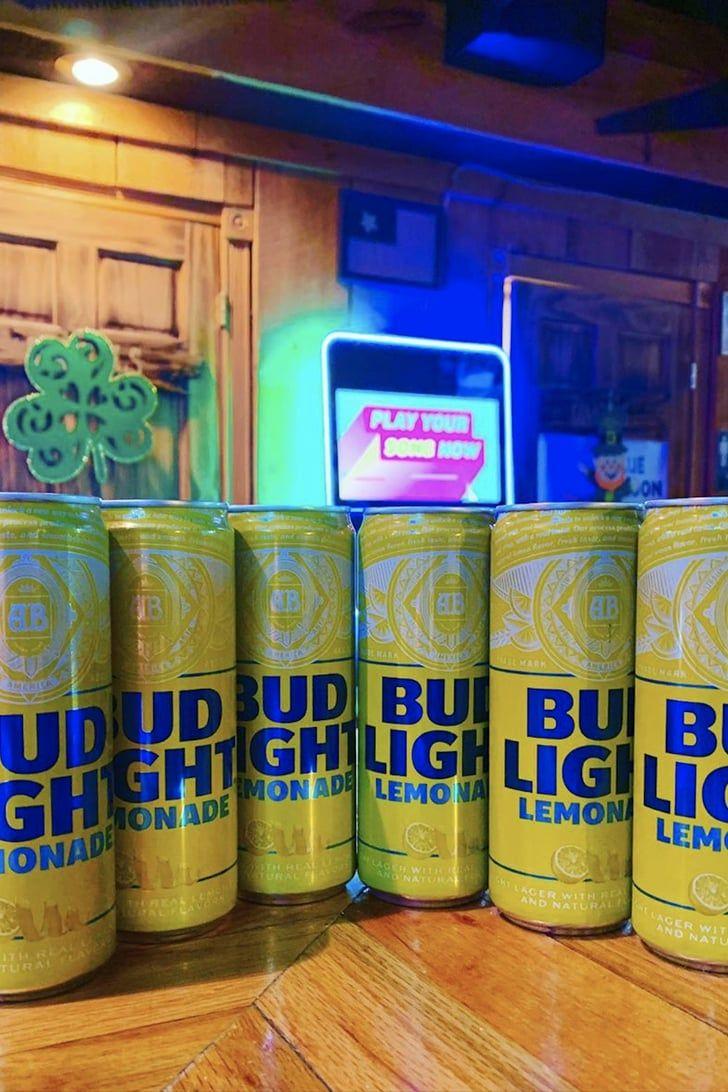 Nothing Screams Summer Quite Like Bud Light's New Lemonade
