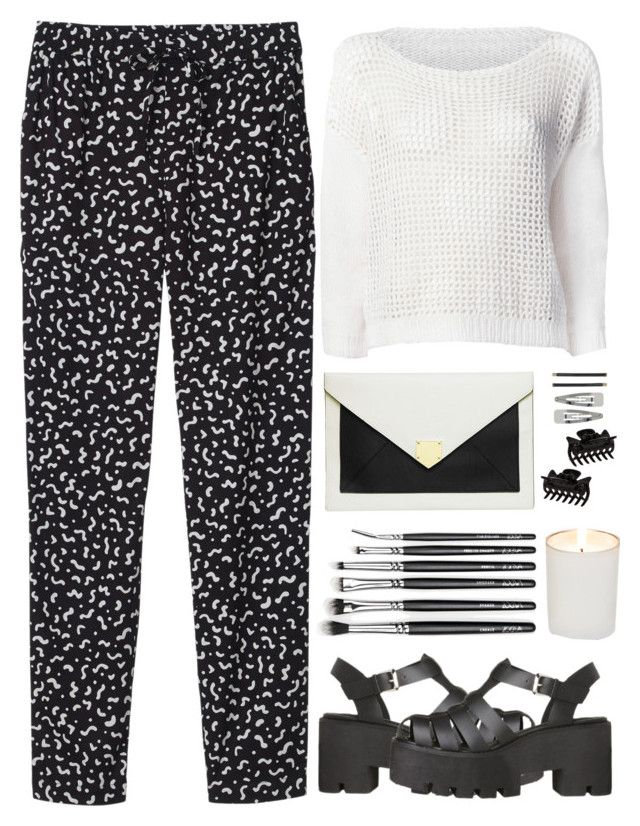 """""""Sem título #384"""" by andreiasilva07 ❤ liked on Polyvore featuring Monki, HANIA by Anya Cole, Dorothy Perkins and Witchery"""