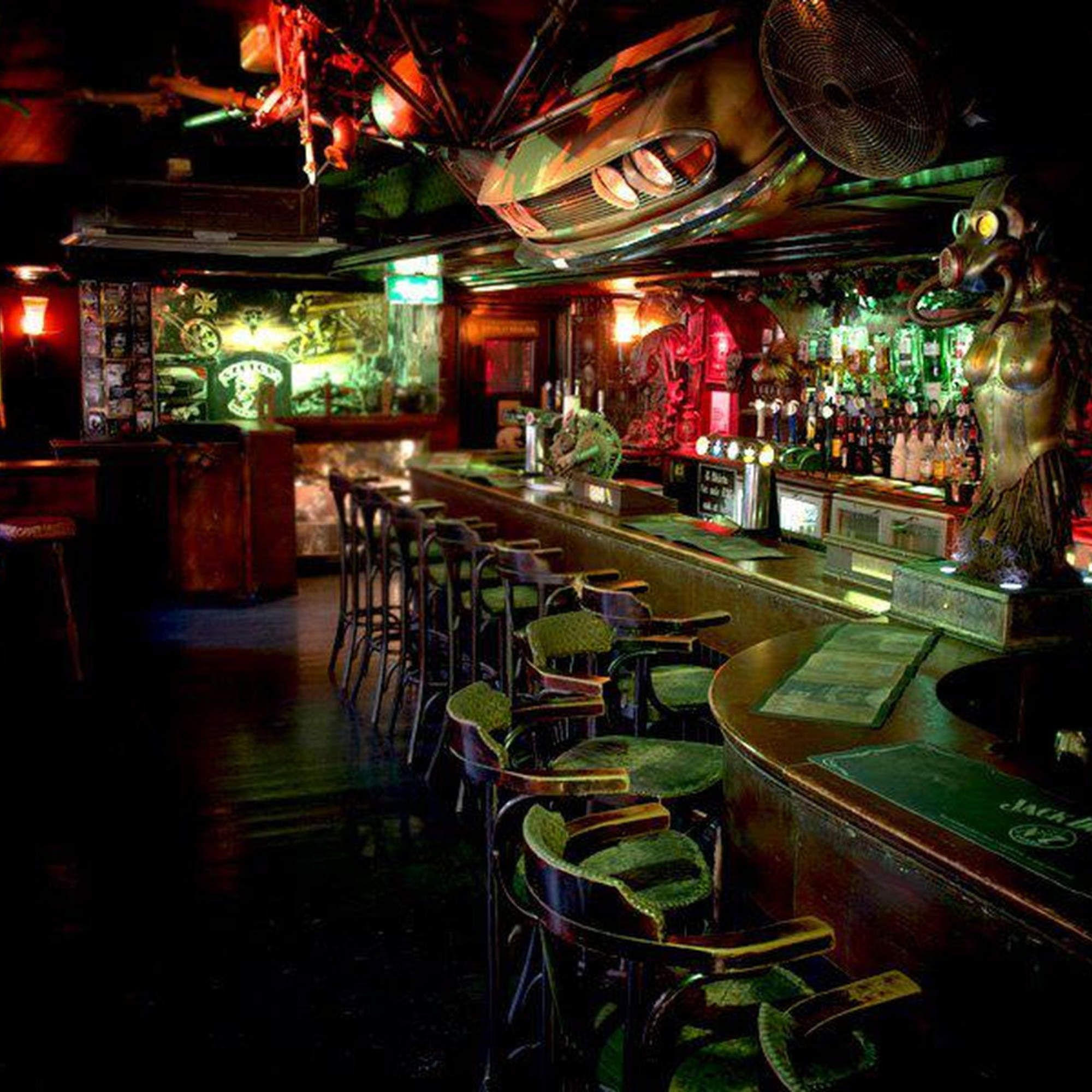 the essential dive bars of london bar basements and interiors
