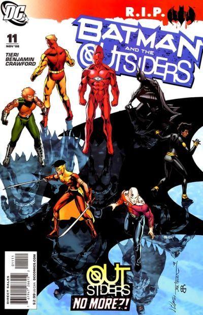 Batman And The Outsiders Covers Comics Dc Comics Collection Batman Superman Comic