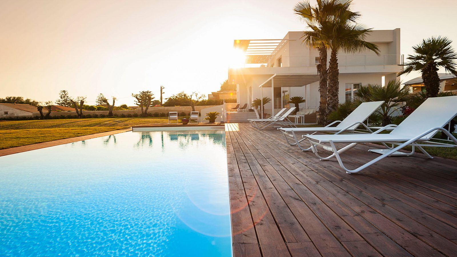 Villa for rent in Sicily, for 10 people, with private ...
