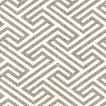 geometric fabric. dining room chairs. #patterns #fabric
