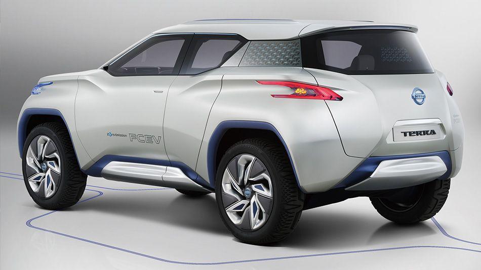 TeRRA Exterior Futuristic cars, Concept cars, Nissan murano