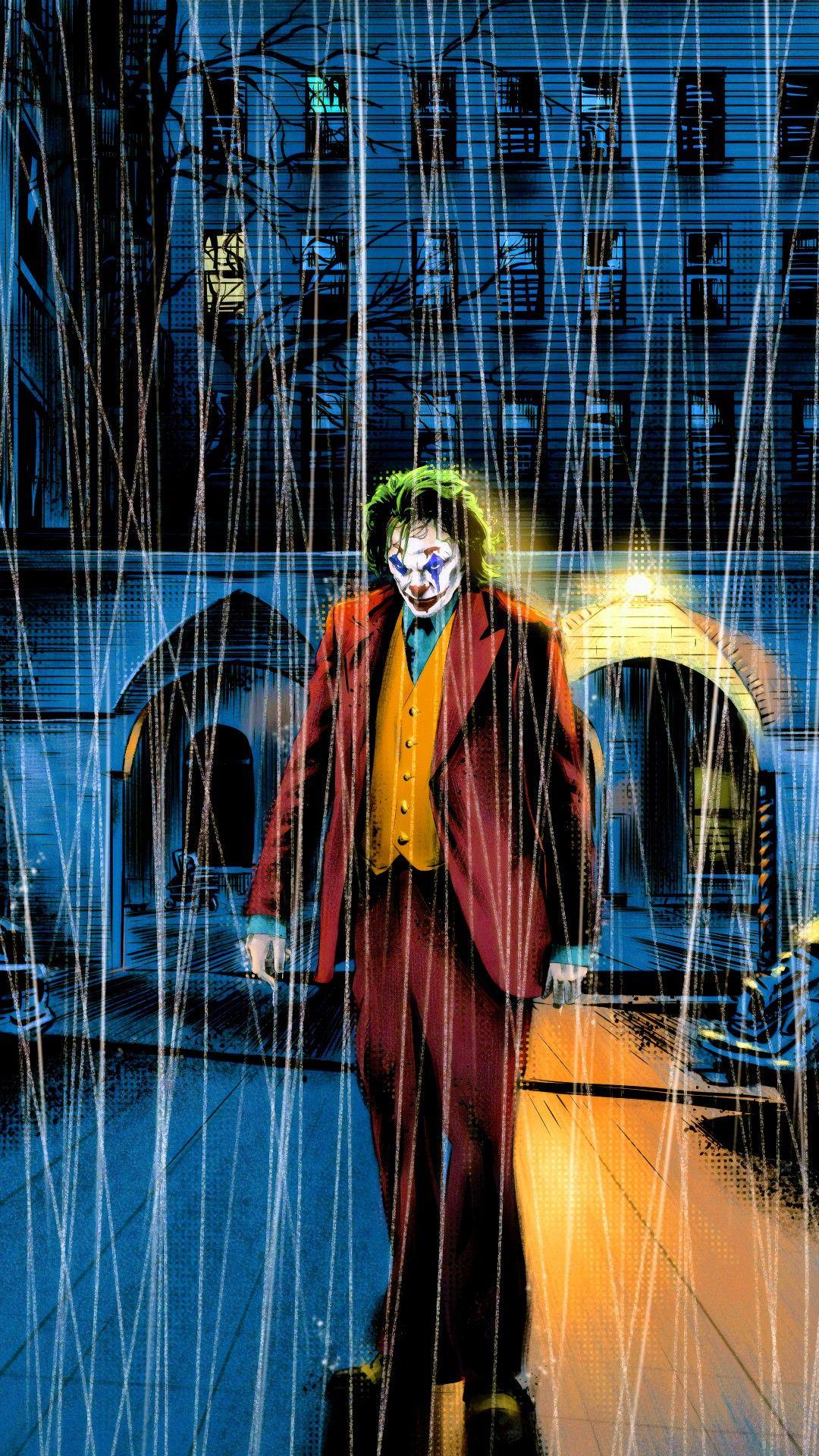 Joker Joaquin Phoenix Joker Hd Wallpaper Joker Poster Joker Dc