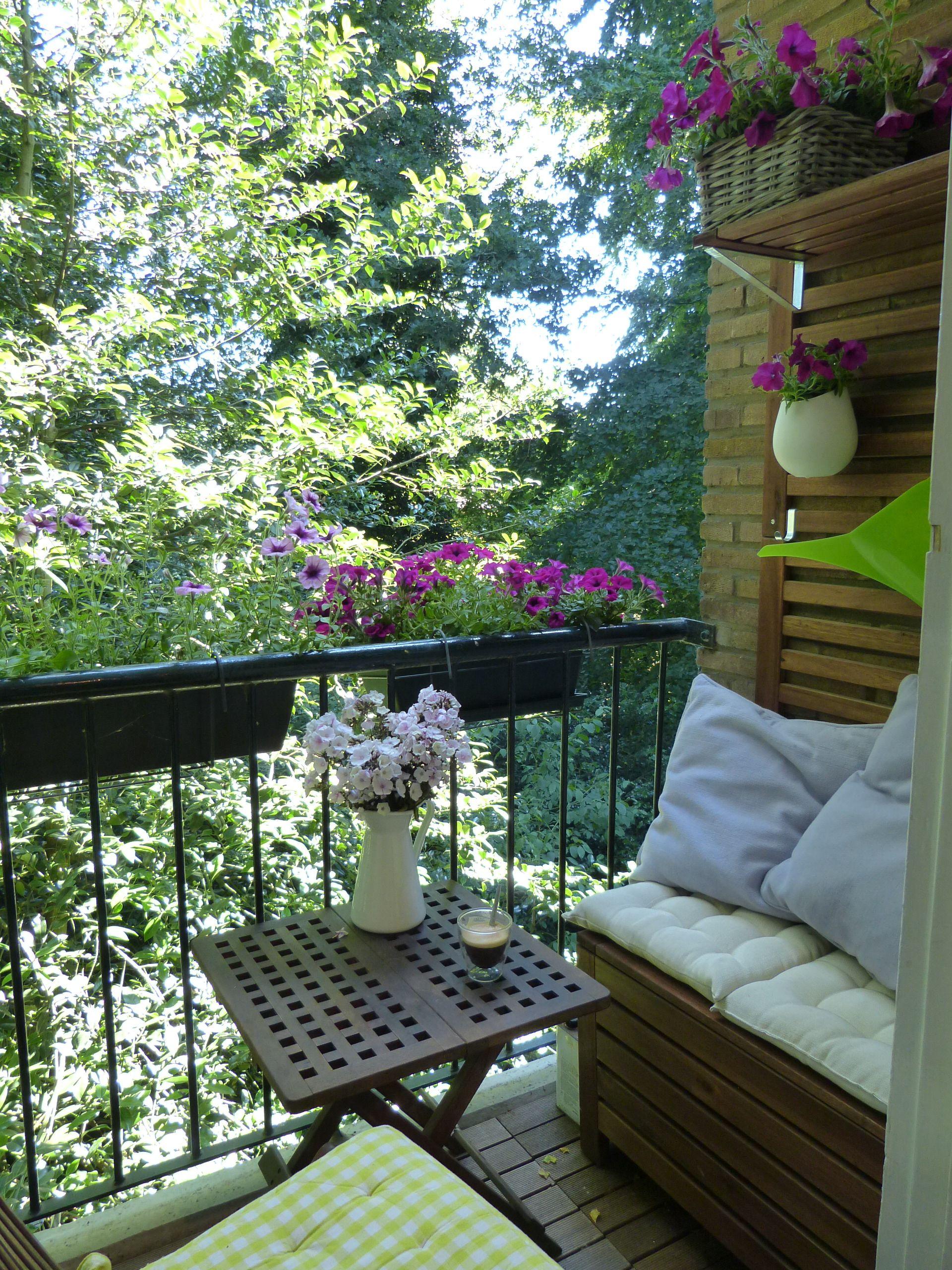 Risultati Immagini Per Ikea Mini Balcony Decoration Pinterest