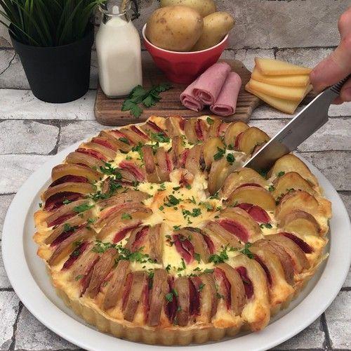 Torta de batata #chefclubrecettevideos