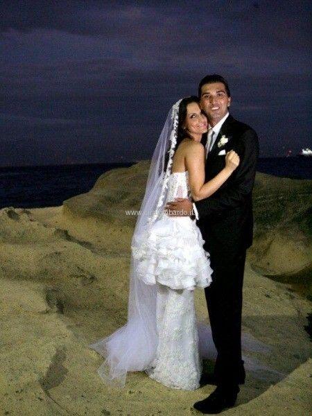 f7275cf75b78 Abito da sposa collezzione Anna Guerrini