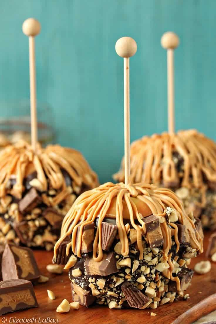 16 Caramel Apple Recipes! We Got Ya Covered! #caramelapples
