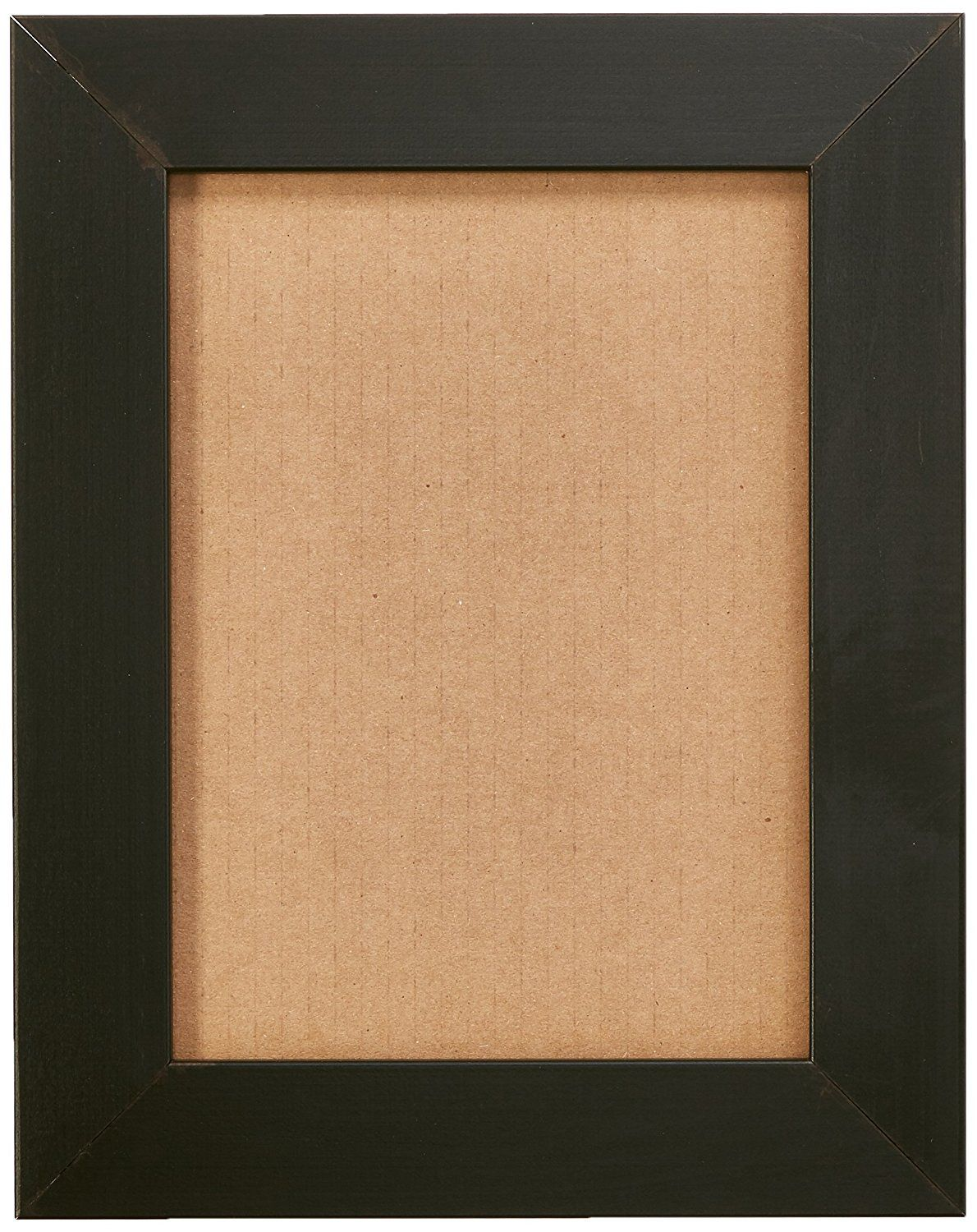 ArtToFrames 17x22 inch Black Stain on Beech Wood Picture Frame ...