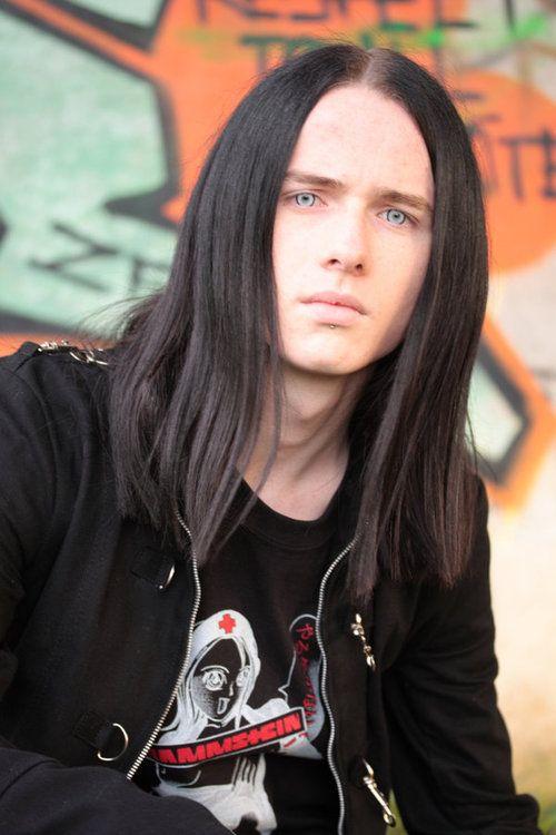 Gothic Men Gothic Hairstyles For Men Goth Punk Rockabilly Edgy