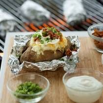 Linebacker Barbecue Potatoes