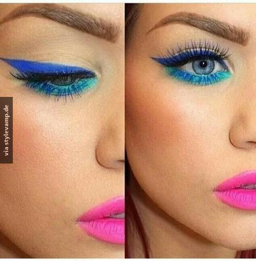 Blaues Auge! ;-)