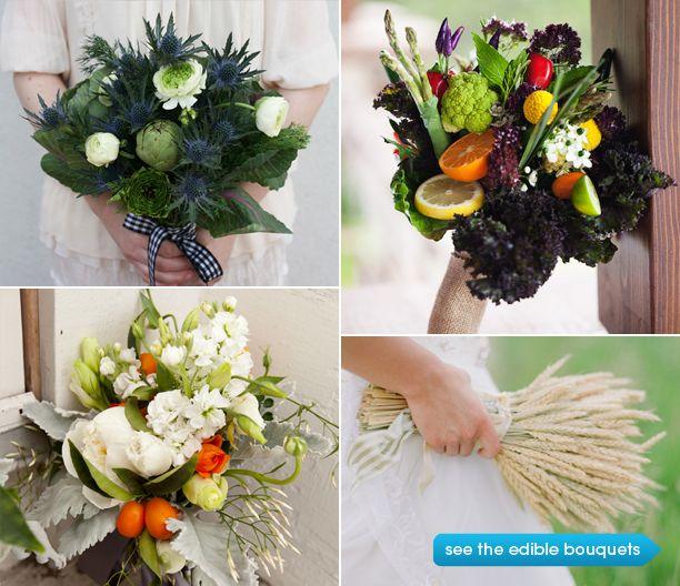 Edible bouquets!