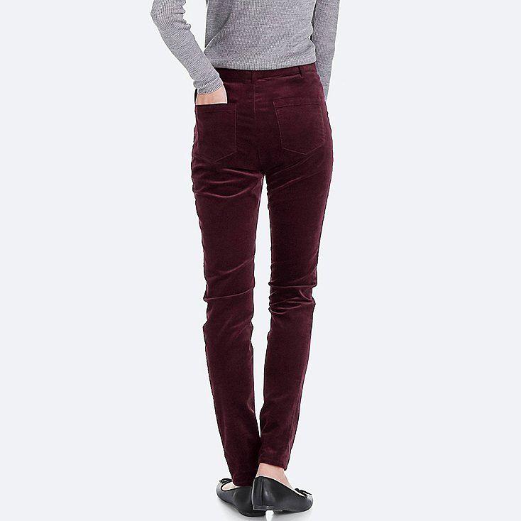 55d5e4dfd738a7 Women heattech high-rise leggings pants (velvet) | Clothes ...