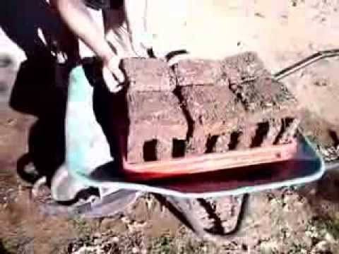 Como hacer briquetas caseras (paso a paso)