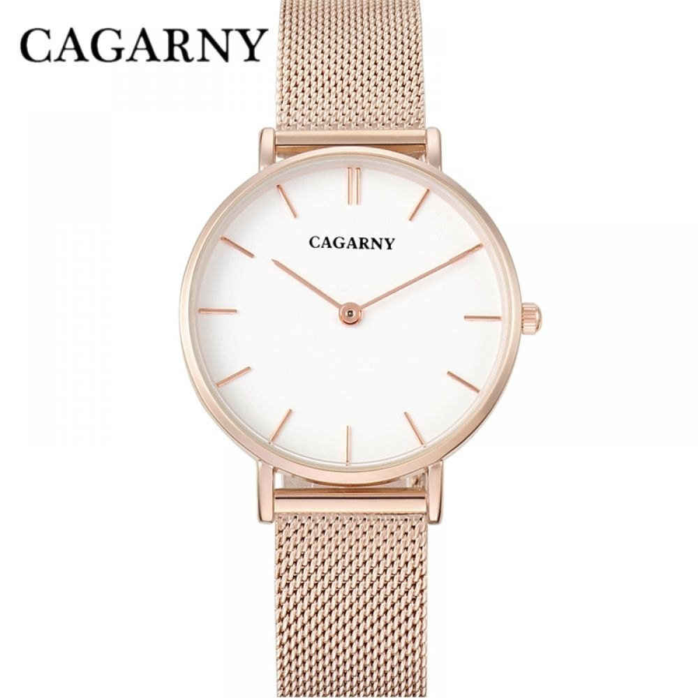 Rose Gold Luxury Brand Cagarny Women s Wastches Price  21.25   FREE  Shipping  hashtag2 c4ae125e4b0