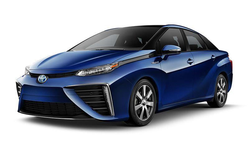 Toyota Mirai Car And Driver Hydrogen Car Toyota Cars Hydrogen Powered Cars
