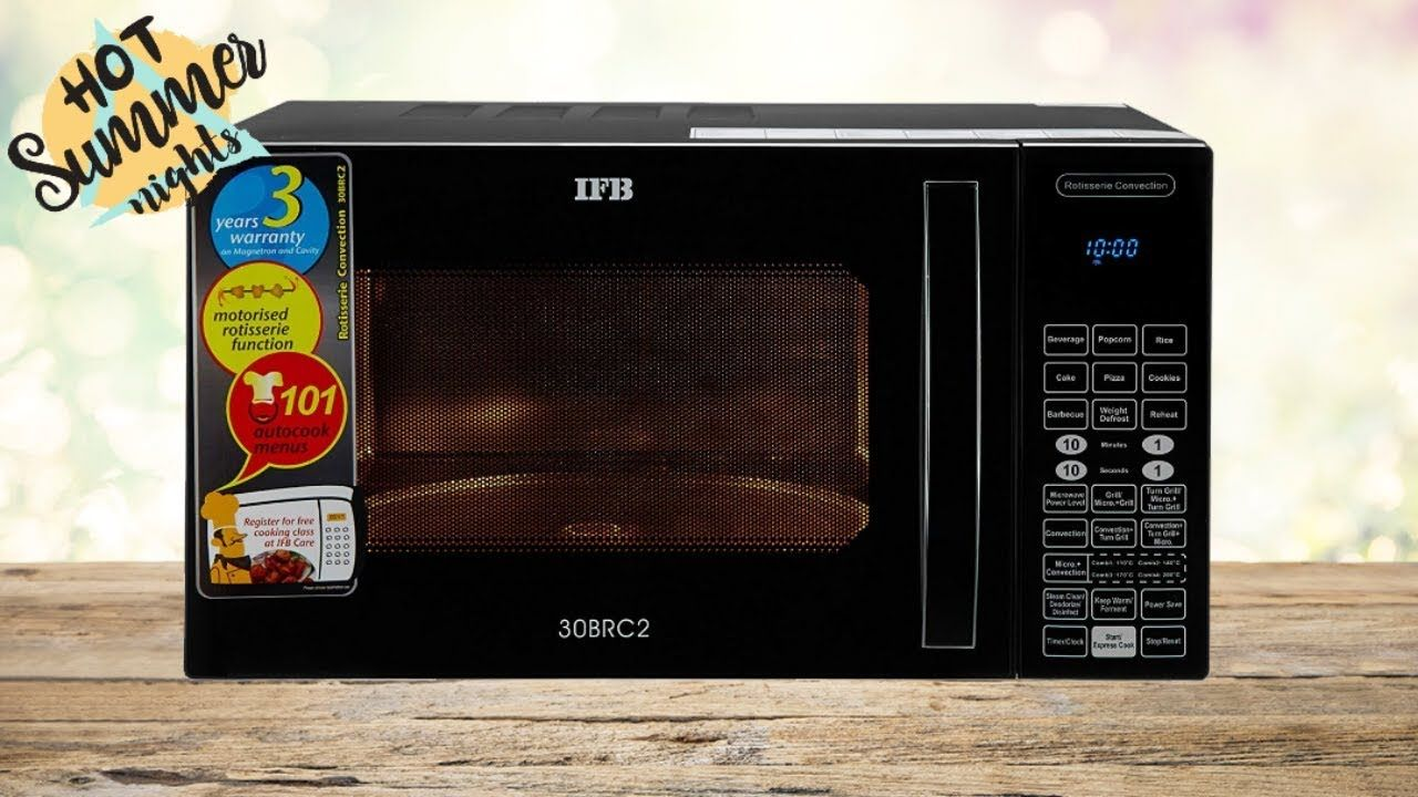 Ifb 30 L Convection Microwave Oven 30brc2 Price Rs
