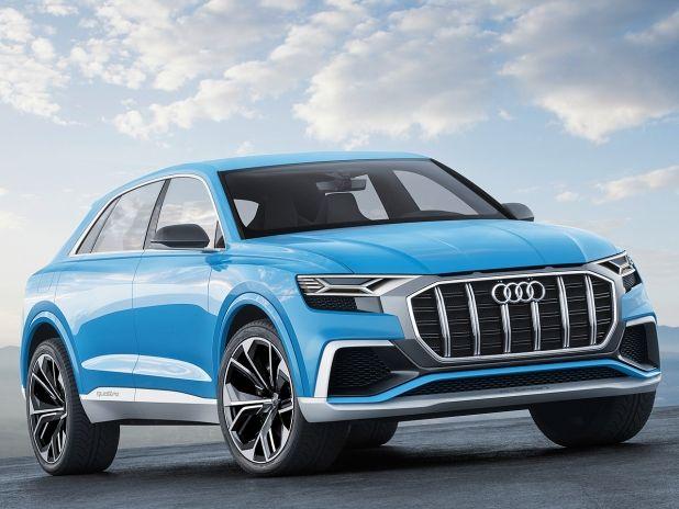 Audi Q8 4m 2018 Preis Marktstart Daten Audi Auto Neuheiten Audi Sq5