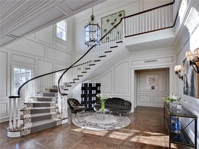Fancy Staircase!