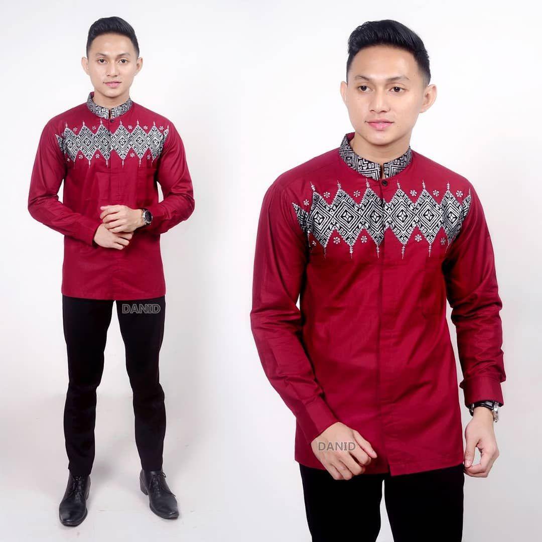 Baju Batik Rumahan