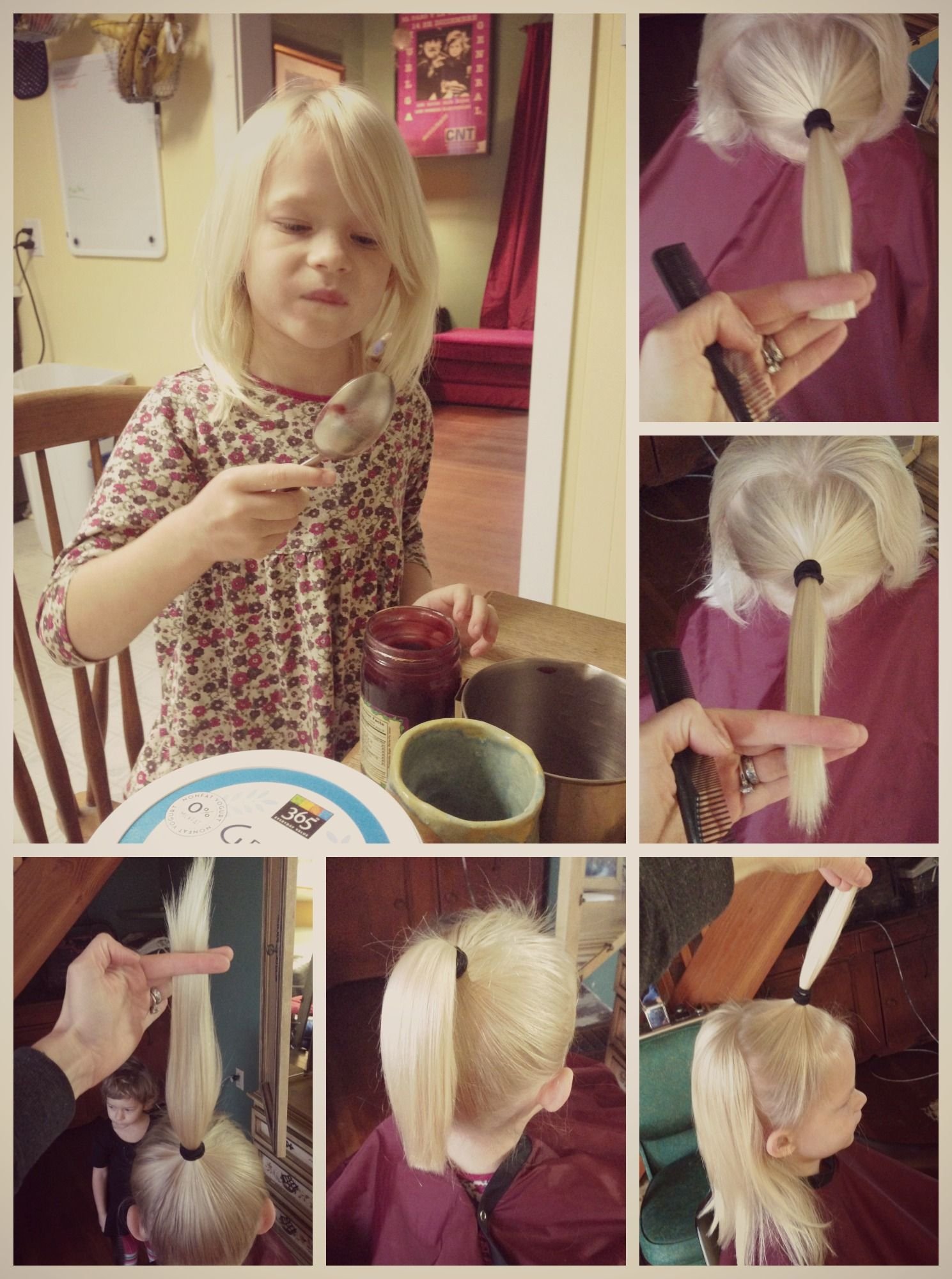 How To Hair Girl for DIY Holistic Hair Care and Hairstyling
