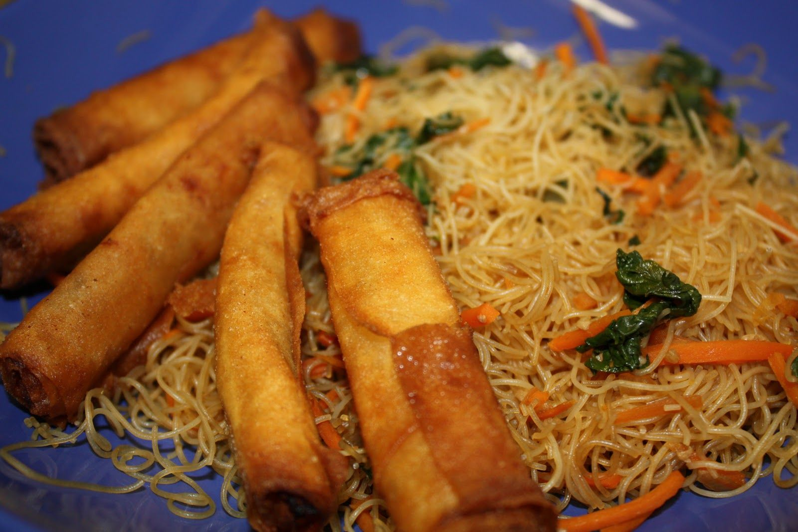 Lumpia egg rolls and pansit noodles favorite drinky poos lumpia egg rolls and pansit noodles forumfinder Choice Image