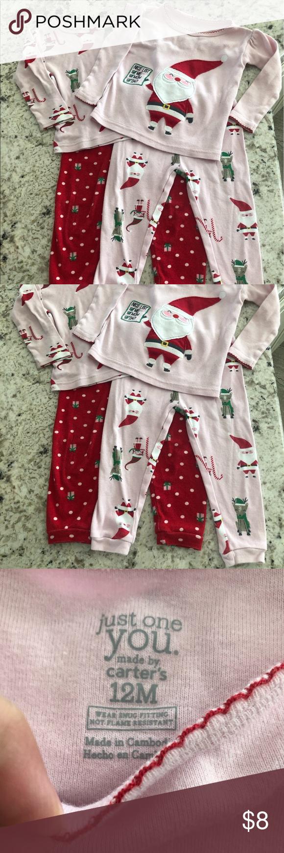 Christmas Pajama set in 2020 Christmas pajama set