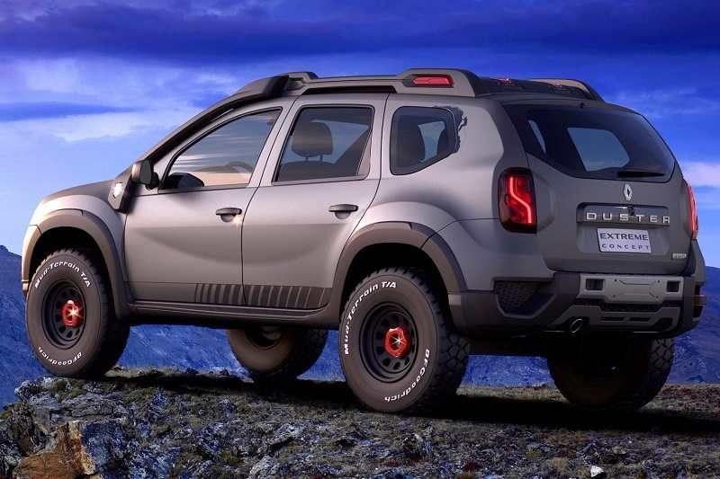 dacia duster extreme concept duster offroad pinterest. Black Bedroom Furniture Sets. Home Design Ideas