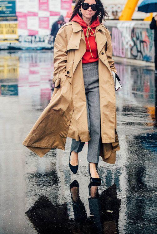 Streetstyle: Неделя моды в Париже, часть 1 | Vogue Ukraine