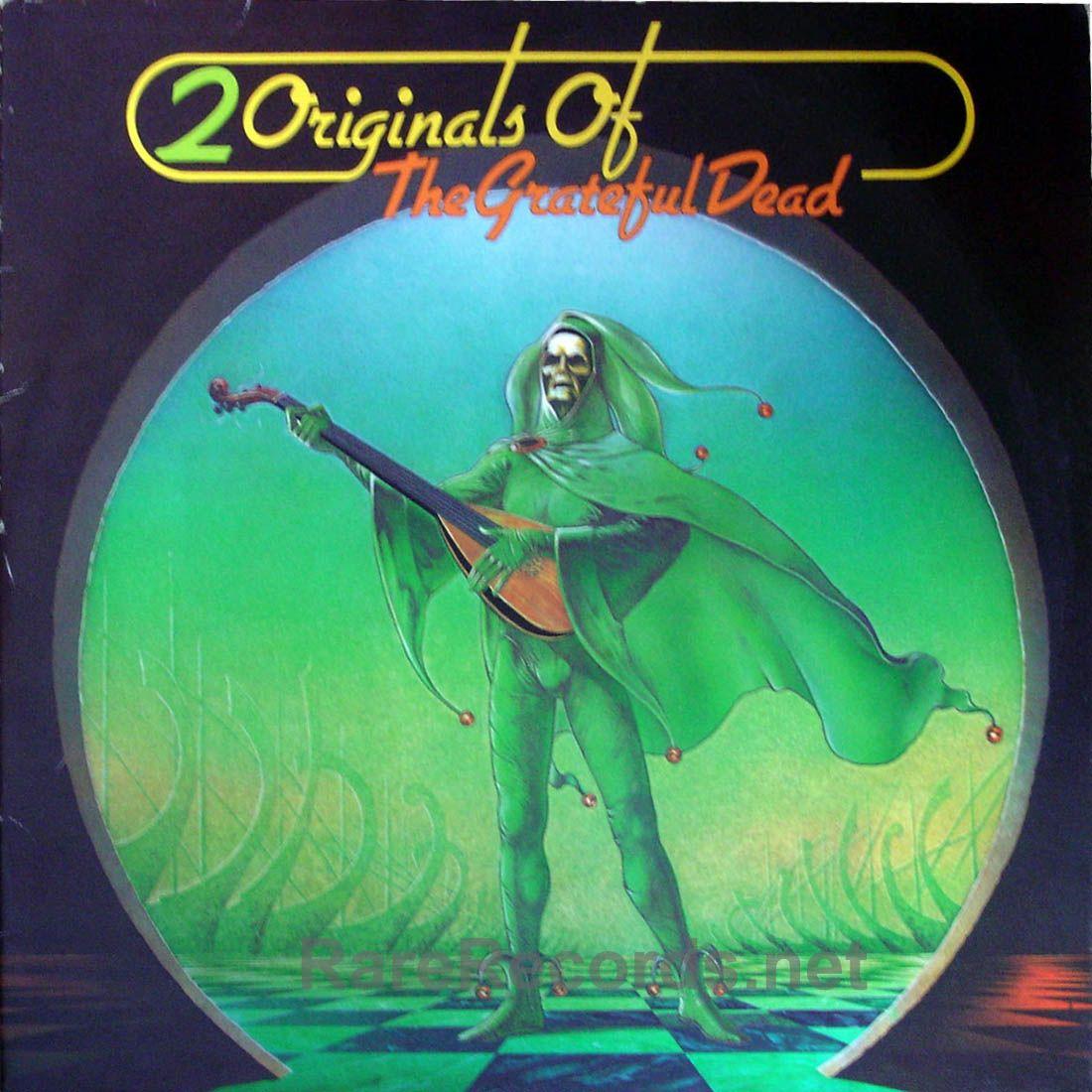 The Grateful Dead 2 Originals Of The Grateful Dead Obscure