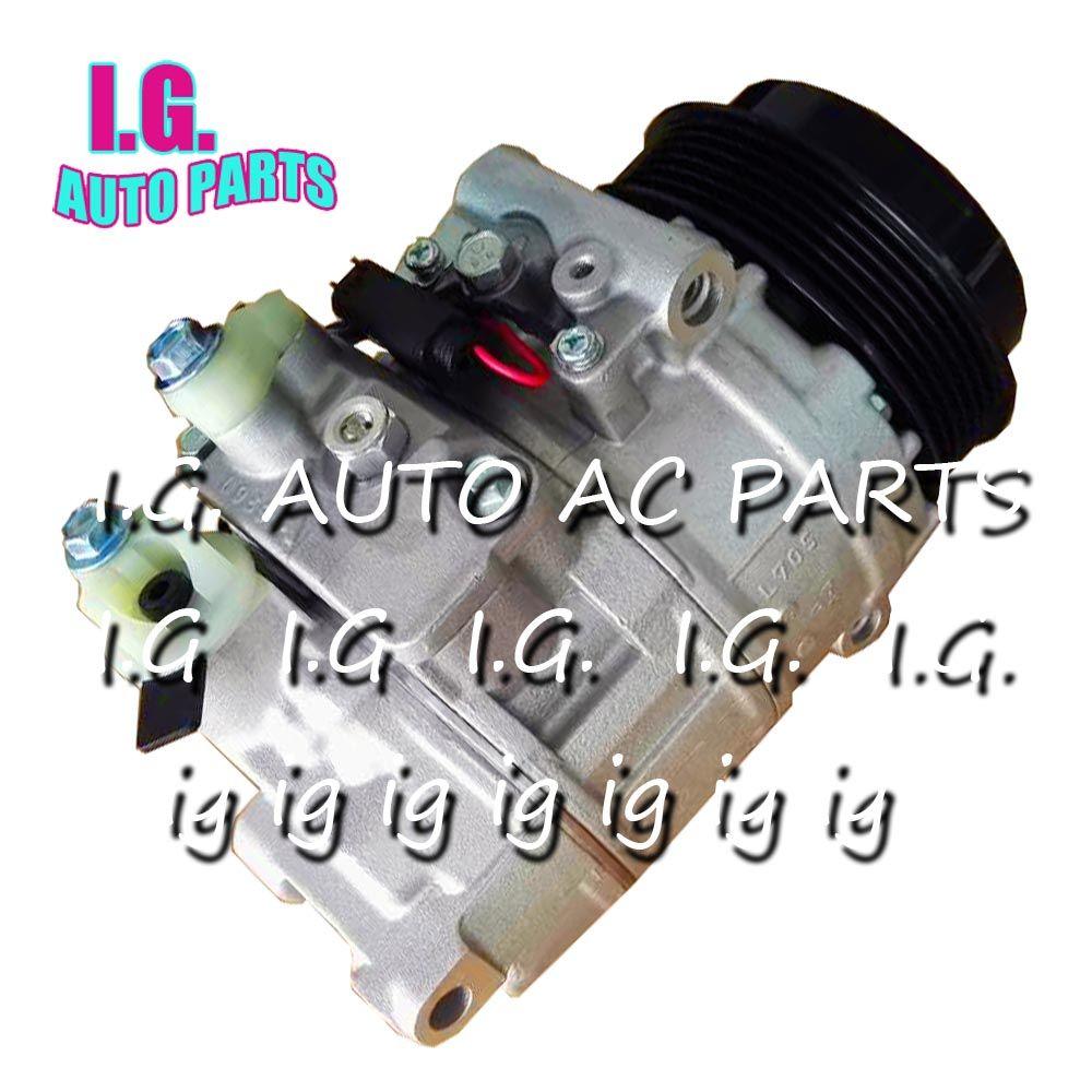 High Quality Auto A C Compressor Pump With Clutch For Mercedes Benz E Klasse W211 4 Matic A0022306511 Benz E Mercedes Benz Mercedes