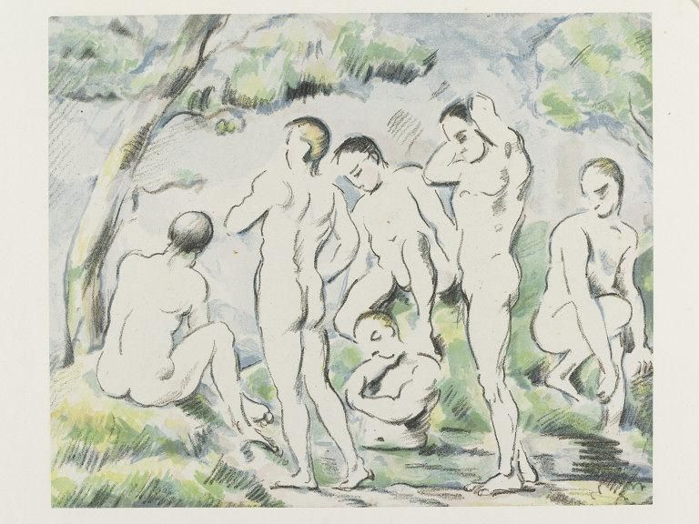 'A work of art which did not begin in emotion is not art.' - French artist Paul Cézanne, born #onthisday in 1839.
