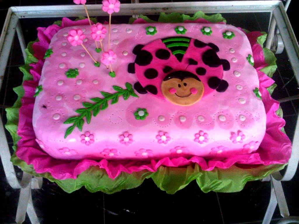 Torta de  coquito 1 añito